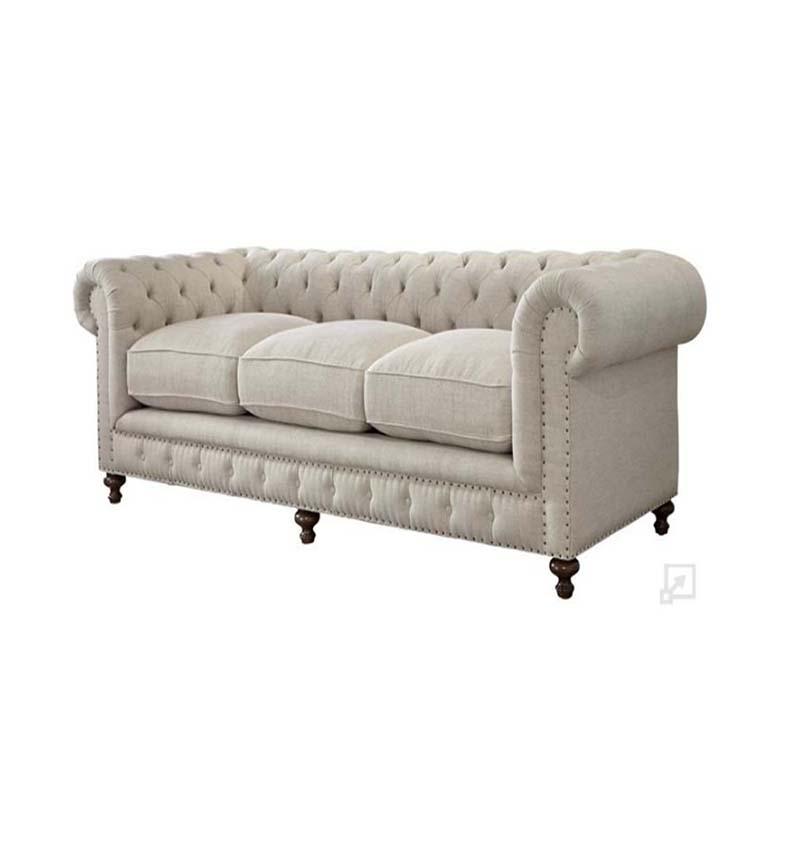 Sofa Berkley tela clara