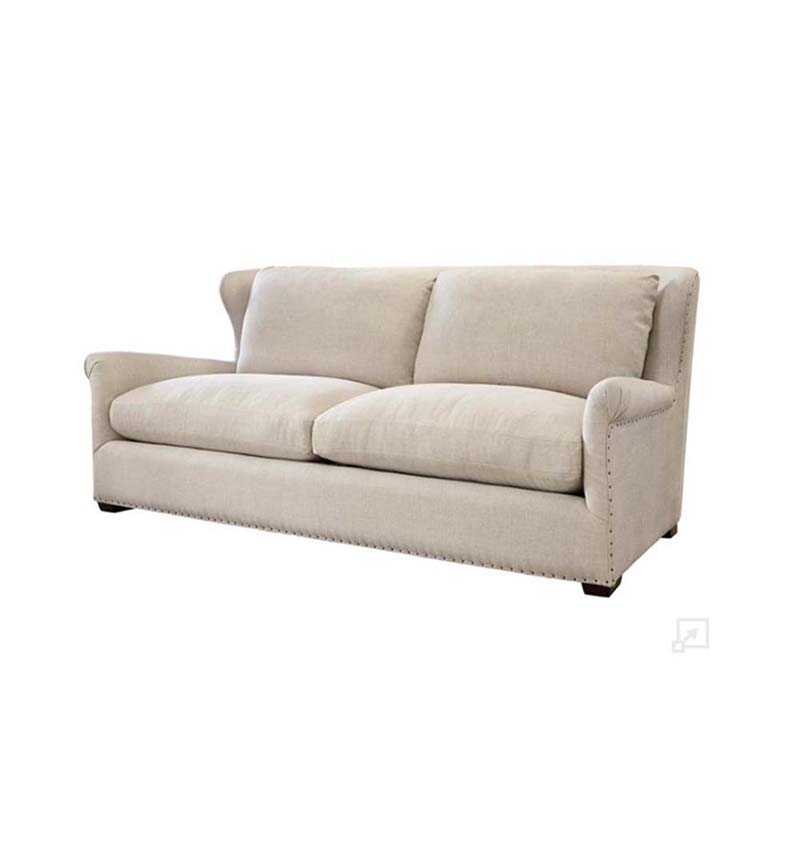 Sofa Heaven tela blanca